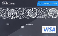 Commercial Visa Platinum Card