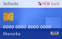 NDB Visa Infinite Card