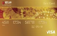 Seylan Visa Gold Card