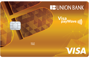 Union Visa Gold Card