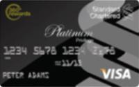 Standard Charted Visa Platinum